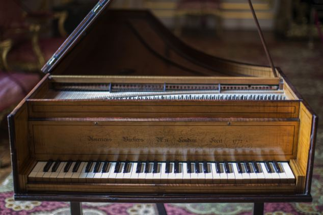 The Oldest English Grand Piano